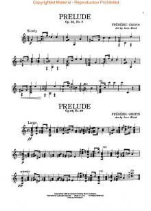Numéro 18 - Prélude